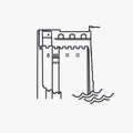 tower pictogram