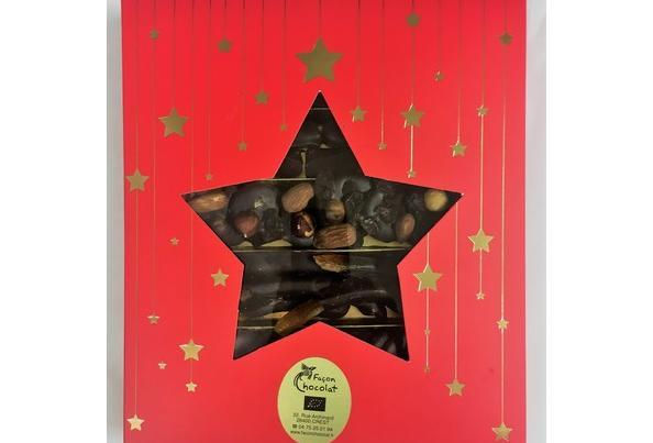 Une jolie boîte assortiment de Noël