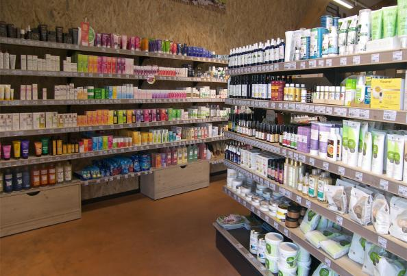 Produits cosmétiques  bio