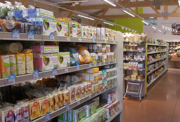 Compléments alimentaires, produits sans gluten