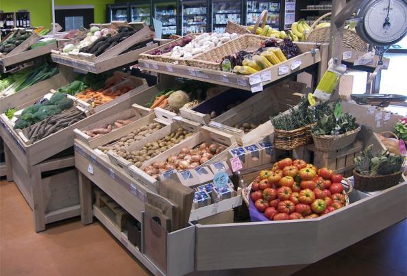 fruits, légumes, céréales