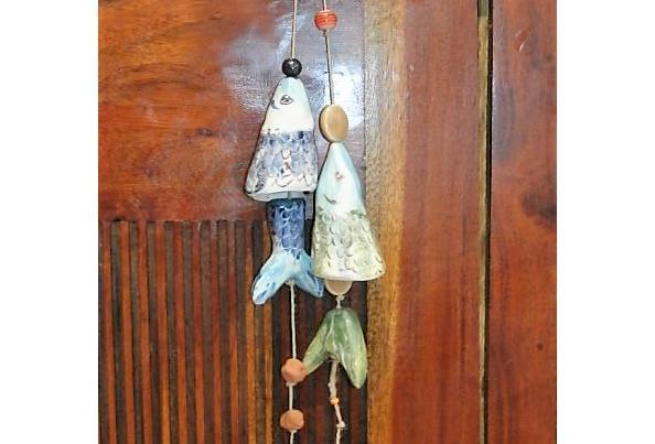 Clochettes poisson